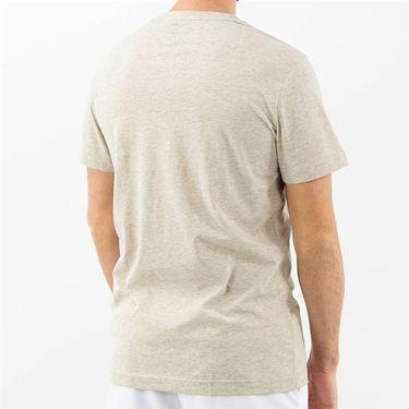 Lotto Smart Training Tee Shirt Mens Chalk 210609 5P8