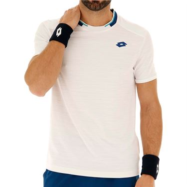 Lotto Top Ten II Tee Mens Bright White 212819 0F1û