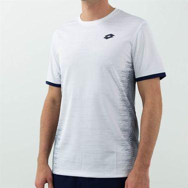 Lotto Top Ten II Tee Shirt Mens Bright White 212821 0F1