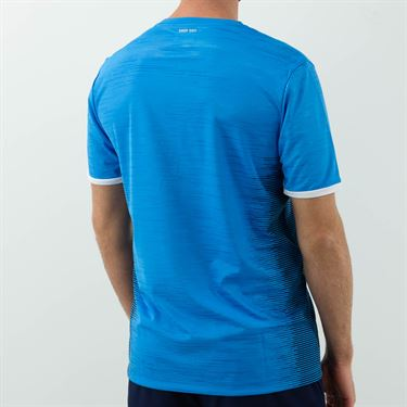 Lotto Top Ten II Tee Shirt Mens Diva Blue 212821 5P1