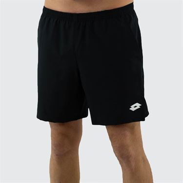 Lotto Top Ten II 7 inch Short Mens All Black 212825 1CL