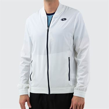 Lotto Top Ten II Jacket Mens Bright White 212826 0F1