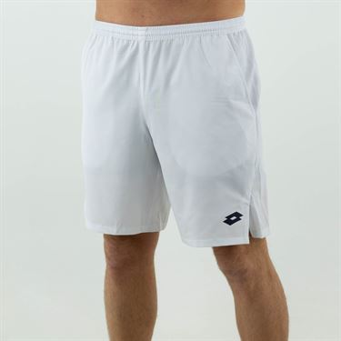 Lotto Top Ten II 9 inch Short Mens Bright White 214010 0F1