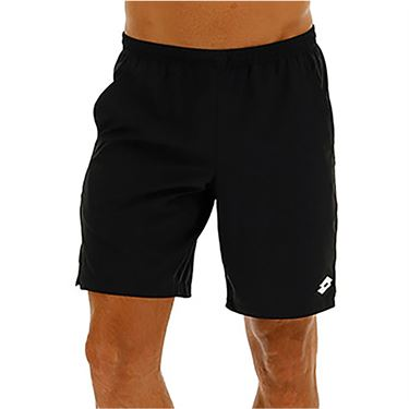 Lotto Top Ten II 9 inch Short Mens All Black 214010 1CL