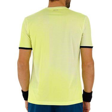 Lotto Top Ten II Crew - Yellow Neon