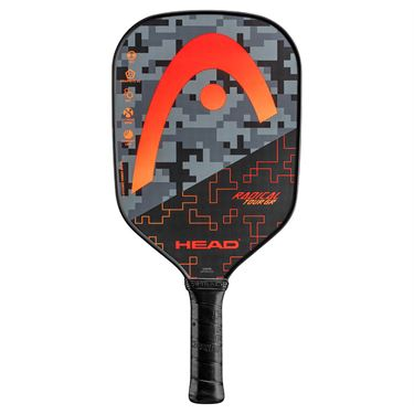 Head Radical Tour GR Pickleball Paddle - Red
