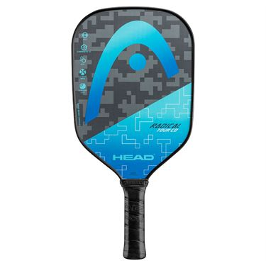 Head Radical Tour CO Pickleball Paddle - Blue