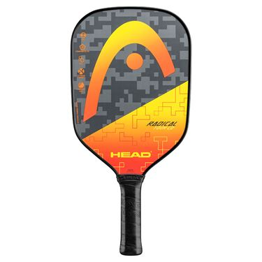 Head Radical Tour CO Pickleball Paddle - Orange