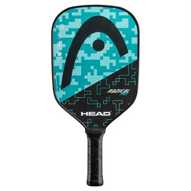 Head Radical Pro Pickleball Paddle - Teal