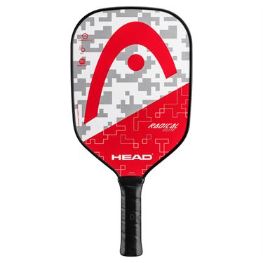 Head Radical Elite Pickleball Paddle - Grey/Red