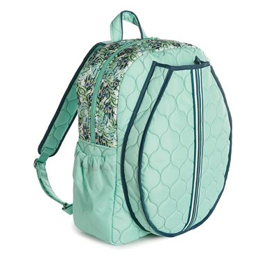 Cinda B Purely Peacock Tennis Tote - Green