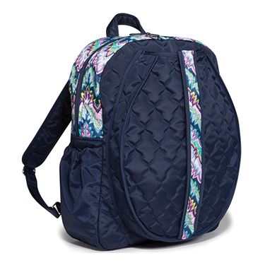 Cinda B Tennis Back Pack - Midnight Calypso