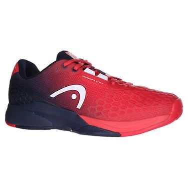 Head Revolt Pro 3.0 Mens Tennis Shoe - Red/Dark Blue
