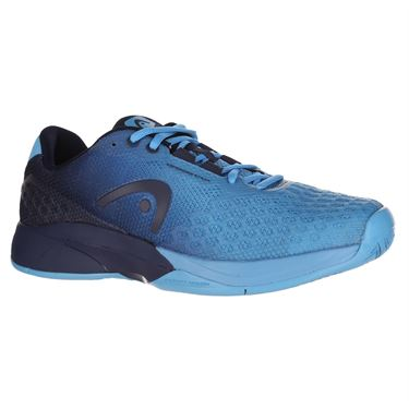 Head Revolt Pro 3.0 Limited Edition Mens Tennis Shoe - Aqua/Dark Blue