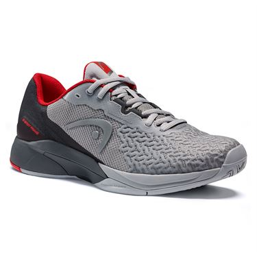 Head Revolt Pro 3.5 Mens Tennis Shoe Grey/Red 273141