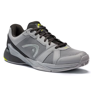 Head Revolt Evo Mens Tennis Shoe Grey/Black 273501