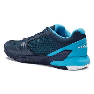 Head Revolt Evo LE Mens Tennis Shoe Navy 273521