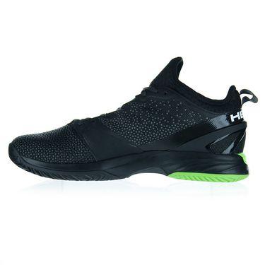 Head Sprint SuperFabric Mens Tennis Shoe - Black/Grey