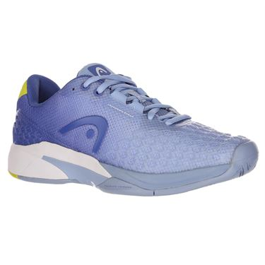 Head Revolt Pro 3.0 Limited Edition Womens Tennis Shoe - Light Blue/Yellow