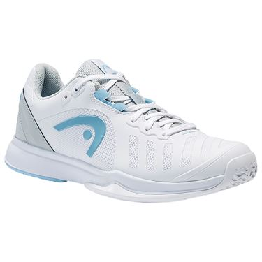 Head Sprint Team 3.0 LE Womens Tennis Shoe White/Light Blue 274321 û