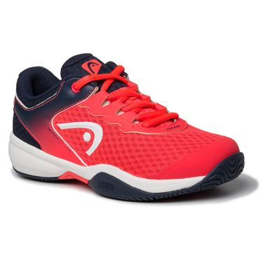 Head Sprint 3.0 Junior Tennis Shoe Pink/Dress Blue 275330