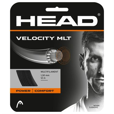 Head Velocity MLT 16G Tennis String