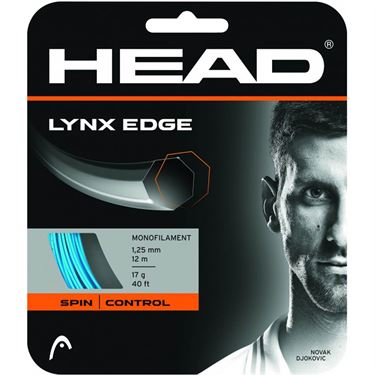 Head Lynx Edge 17G Tennis String - Blue