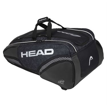 Head Djokovic 12 Pack Monstercombi Tennis Bag