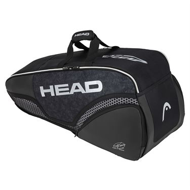Head Djokovic 6 Pack Combi Tennis Bag
