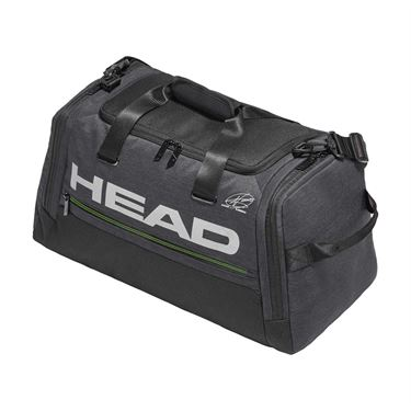 Head Djokovic Duffle Bag - Dark Grey/Black