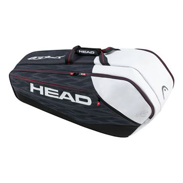 Head Djokovic 9 Pack Supercombi Tennis Bag