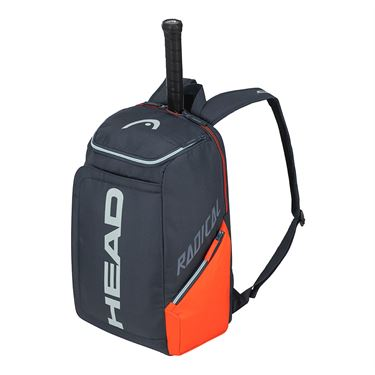 Head Rebel Tennis Backpack - Orange/Grey