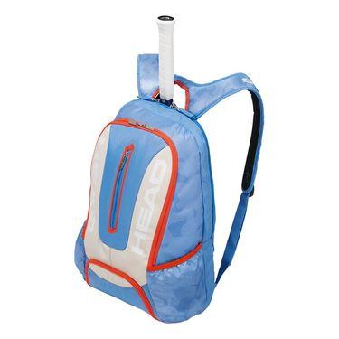 Head Tour Team Backpack - Light Blue/Sand