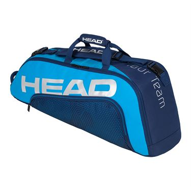 Head Tour Team 6 Racquet Combi Tennis Bag - Navy Blue