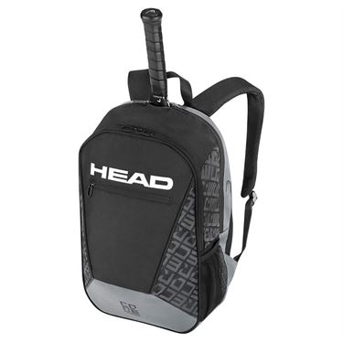 Head Core Tennis Backpack - Black/Grey