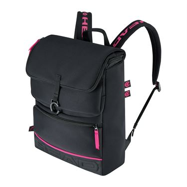 Head Coco Tennis Backpack - Black/Pink