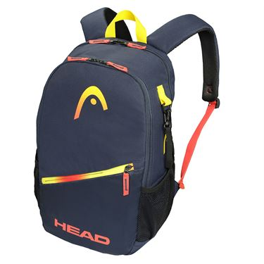 Head Club Pickleball Backpack - Black/Crimson/Yellow