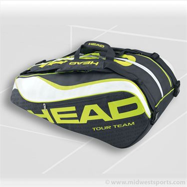 Head Extreme Monstercombi Tennis Bag (DUE 6/26)