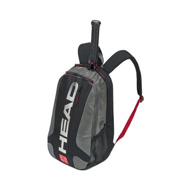 Head Elite Backpack - Black/Red