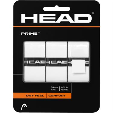Head Prime Grip Overgrip 3 Pack