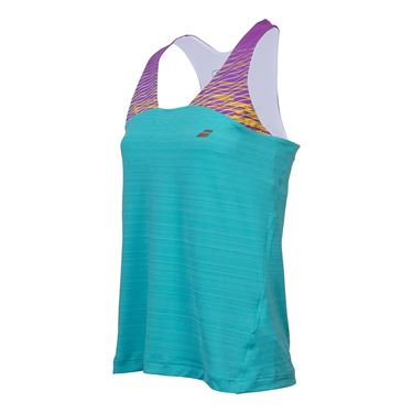Babolat Girls Performance Racerback - Hawaii