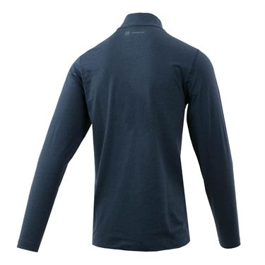 Travis Mathew Essentials Yanks 1/4 Zip - Vintage Indigo/Black
