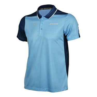 Babolat Wimbledon Perf Polo - Niagara/Estate Blue
