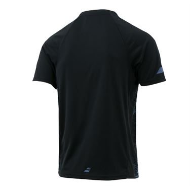 Babolat Performance Polo - Black/Parisian