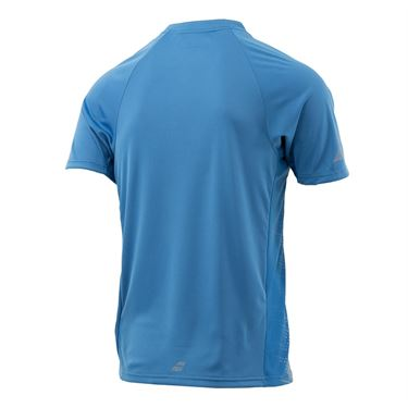 Babolat Performance Polo - Parisian Blue/Silver