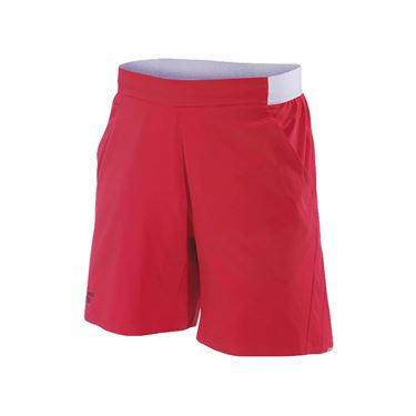 Babolat Performance 7 inch Short - Salsa/Black