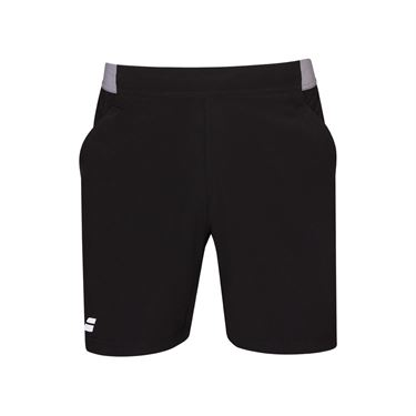Babolat Compete 7 Short Mens Black 2MS20061 2000