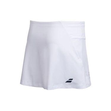 Babolat Wimbledon Perf Skirt - White