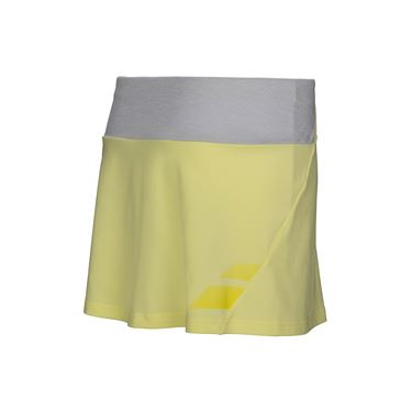 Babolat Performance 13 Inch Skirt - Lime Washed