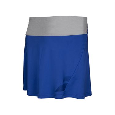 Babolat Perf Long 14 Inch Skirt - Twilight Blue